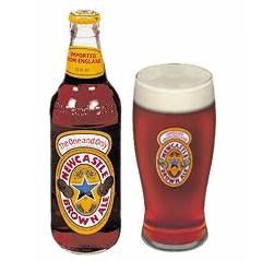 new castle brown beer